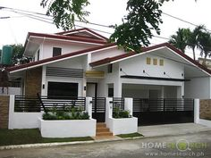 stylist and luxury simple bungalow house design in the philippines. Simple Bungalow House Philippines Elevated With Attic Page Type Design