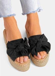 Buty Damskie Kolekcja Wiosna 2019 Shoes Sandal Espadrille Espadrilles