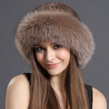 Real Fur Hat Winter For Women's Natural Mink Fur With Fox Fur Hat Caps Luxury Brand Trendy New Solid Russian Sun Knitting Hats     Tag a friend who would love this!     FREE Shipping Worldwide     #Style #Fashion #Clothing    Get it here ---> http://www.alifashionmarket.com/products/real-fur-hat-winter-for-womens-natural-mink-fur-with-fox-fur-hat-caps-luxury-brand-trendy-new-solid-russian-sun-knitting-hats/
