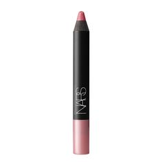 NARS Velvet Lip Pencil in Sex Machine -- Green eyes will pop when you throw this pale plum-pink lippy on!