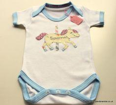 Carousel Horse for Savannah Carousel Horses, Bramble, Savannah Chat, Baby Gifts, Custom Design, Onesies, Clothes, Fashion, Outfits