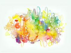 stephanie corfee water colour