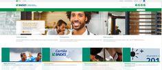 Novo site do BNDES, o melhor para sua empresa.