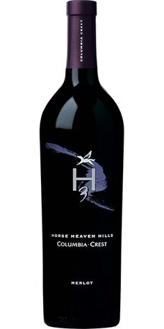 "Columbia Crest H3 Meriot: ""The H3 Merlot opens with aromas of raspberries, black pepper and earthy tones, which lead to flavors of chocolate covered cherries and plum preserves on the silky smooth palate. The flavors and aromas culminate in an intense yet elegant finish."" – Winemaker's notes"