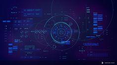 AVENGERS: Age of Ultron - UI Screen Graphics on Behance
