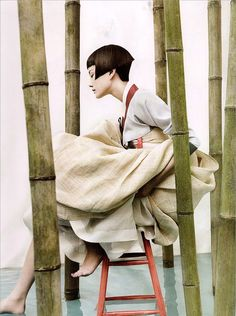 Kim K Yungsoo for Vogue Magazine – Korea   Punjabi Lok Virsa Blog