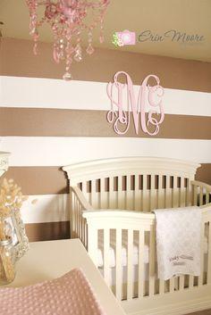 Erins Diary: Ainsleys Nursery Reveal- Shabby Princess Room