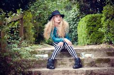 Seniorologie Shoot Out - Charleston SC Styled Alice in Wonderland Photo Shoot Mad Hatter