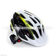 Kask rowerowy dla dziecka Alpina FB Junior 2.0 White Multicolour