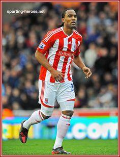 Cameron Jerome Cameron Jerome, Stoke City Fc, English Premier League, Sexy Men, Football, Sports, Soccer, American Football, Sport