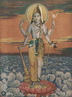 ХариХара - Шива и Вишну Одно.