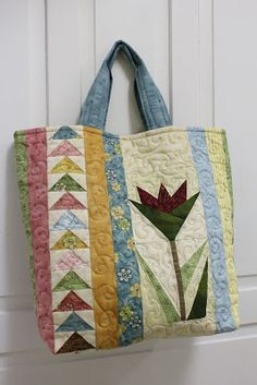 Blog da Arte Costura: Super bolsas...