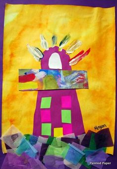Lighthouses created by Little Hands