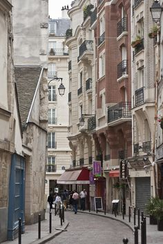 Walking The Streets Of Paris Photograph  - Walking The Streets Of Paris Fine Art Print