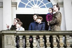 Prince Joachim, Princess Marie and the kids attended the Hubertus Hunt in Copenhagen today.02/11/2014