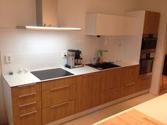 Another happy customer. Puustelli kitchen / kök / keittiö