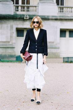 ❤ #street #fashion #snap by  Candela