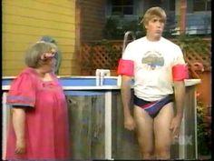 Stewart takes a swim on MadTV (with Kathy Bates)