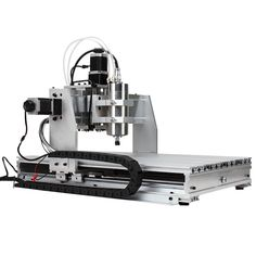 USB Mach3 4Axis CNC Router 6040 1500W Spindle Engraving Milling Carving Machine…