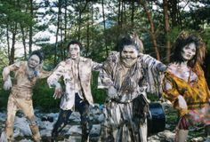 The Happiness Of The Katakuris - http://jrsploitation.com/2013/11/17/singing-zombies-a-japanese-horror-musical-masterpiece-worlds-wildest-cinema/