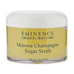 Mimosa Champagne Sugar Scrub $48.00