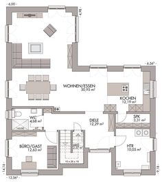 Winkelstadtvilla als Mehrgenerationenhaus - ECO System HAUS