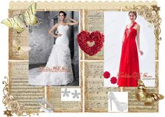 """""""for your unique wedding"""" by quinceanera-fashionos on Polyvore"""