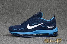 ecf8c4597b870 off white x nike air max 97 joint second generation boutique plastic KUP  mens shoes 40