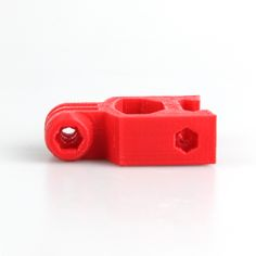 Download Airsoft GoPro 20mm Rail mount by MyMiniFactory - MyMiniFactory.com