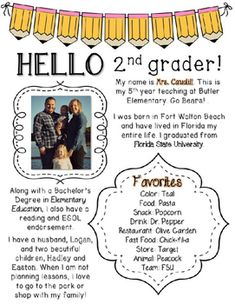 Super teacher office organization second grade Ideas Letter To Students, Letter To Teacher, Letter To Parents, 1st Day Of School, Beginning Of School, School Organization For Teens, Office Organization, School Ideas, Teacher Introduction Letter