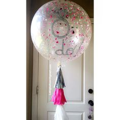 Bridal Party Ring Balloon. Valle de Texas, Mission, Mcallen. Lebigballoon@gmail.com