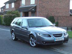 2005 - saab - wagon
