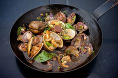 Image result for clams and percebes