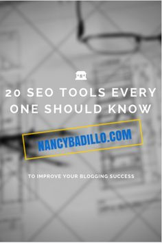 20 SEO Tools Everyone Should Use