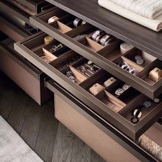 luxury organizer for the rimadesio zenith design walk-in closet custom interior . Wardrobe Design Bedroom, Luxury Bedroom Design, Bedroom Wardrobe, Wardrobe Closet, Dressing Room Closet, Dressing Room Design, Walking Closet, Walk In Closet Design, Closet Designs