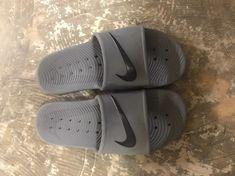 Mens nike slides size 10 Nike Sandals, Nike Slides, Nike Men, Size 10, Shoes, Fashion, Nike Slippers, Moda, Zapatos