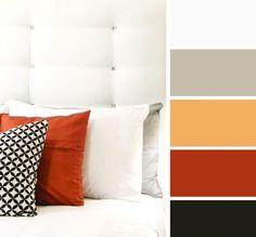 Dormitorios y colores