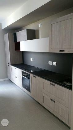 dettaglio cucina moderna stosa - modello cucina city 10 | Kitchen ...