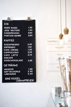 Luicella's Ice Cream in Hamburg St. Pauli