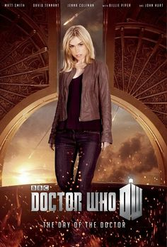 """Rose Tyler in """"The Day of the Doctor""""."""
