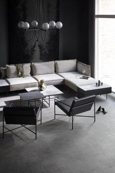 From the iconic Daybed to the grand Modular Sofa, all HANDVÄRK seating objects are meticulously designed in Denmark and characterized by aesthetic sustainability: a timeless object in a quality last a lifetime. Scandinavian Interior Design, Home Interior, Scandinavian Style, Nordic Style, Nordic Design, Interior Styling, Interior Architecture, Danish Furniture, Furniture Design