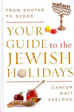 Presents a light-hearted look at eleven of the most important Jewish holidays, including Yom Kippur, Purim, and Passover, describing each holiday's rituals in a historical context.