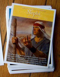 Scripture Heroes & Primary Heroes   We Talk of Christ, We Rejoice In Christ