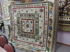 Katrina Hadjimichael's Blog: More Jane Austen Quilts