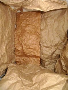 Instructables: DIY paper cave.