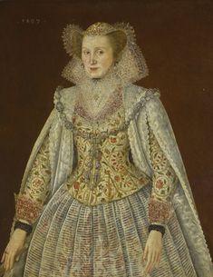 peake, robert portrait ||| portrait - female ||| sotheby's l18034lot9shycen
