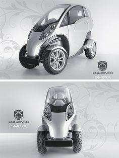 Lumeneo Smera EV | Coupe | Car