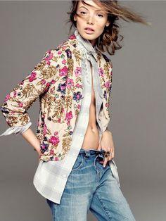rocking jacket...