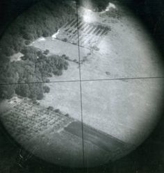 Mary Babnik Brown became the woman who was to supply the crosshairs for the Norden bombsights.