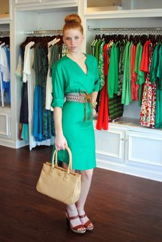 Wow! @BleuBelle in Savannah, GA offering 20% off everything green in the store through St. Patrick's Day! Shop 'til you drop, ladies!